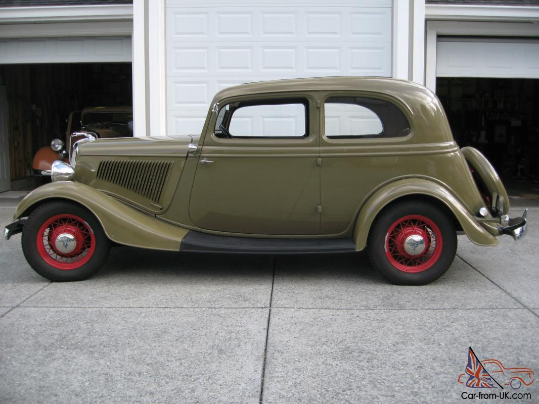1932 Ford Coupe For Sale 1934 Ford Victoria Vicky stock