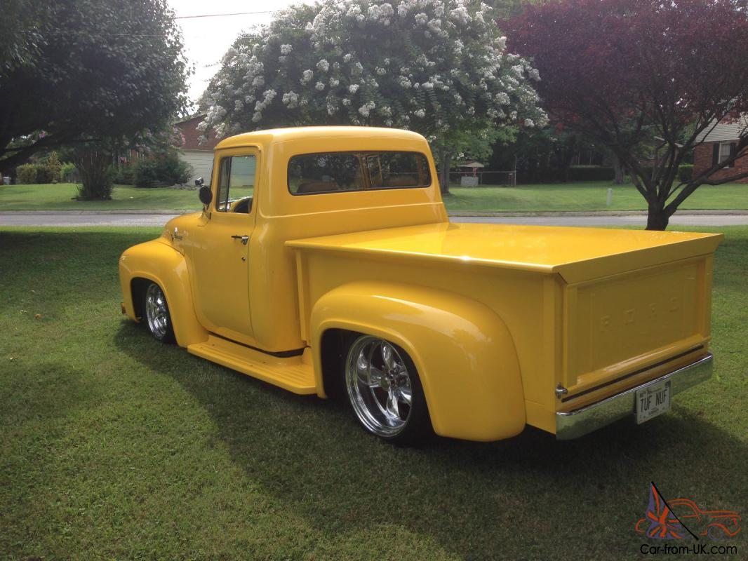 1956 ford f100 pickup photo. Cars Review. Best American Auto & Cars Review