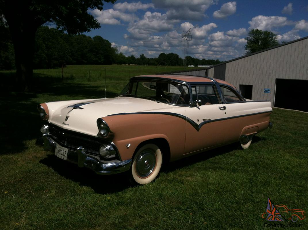 1955 ford fairlane crown victoria all original for sale. Cars Review. Best American Auto & Cars Review
