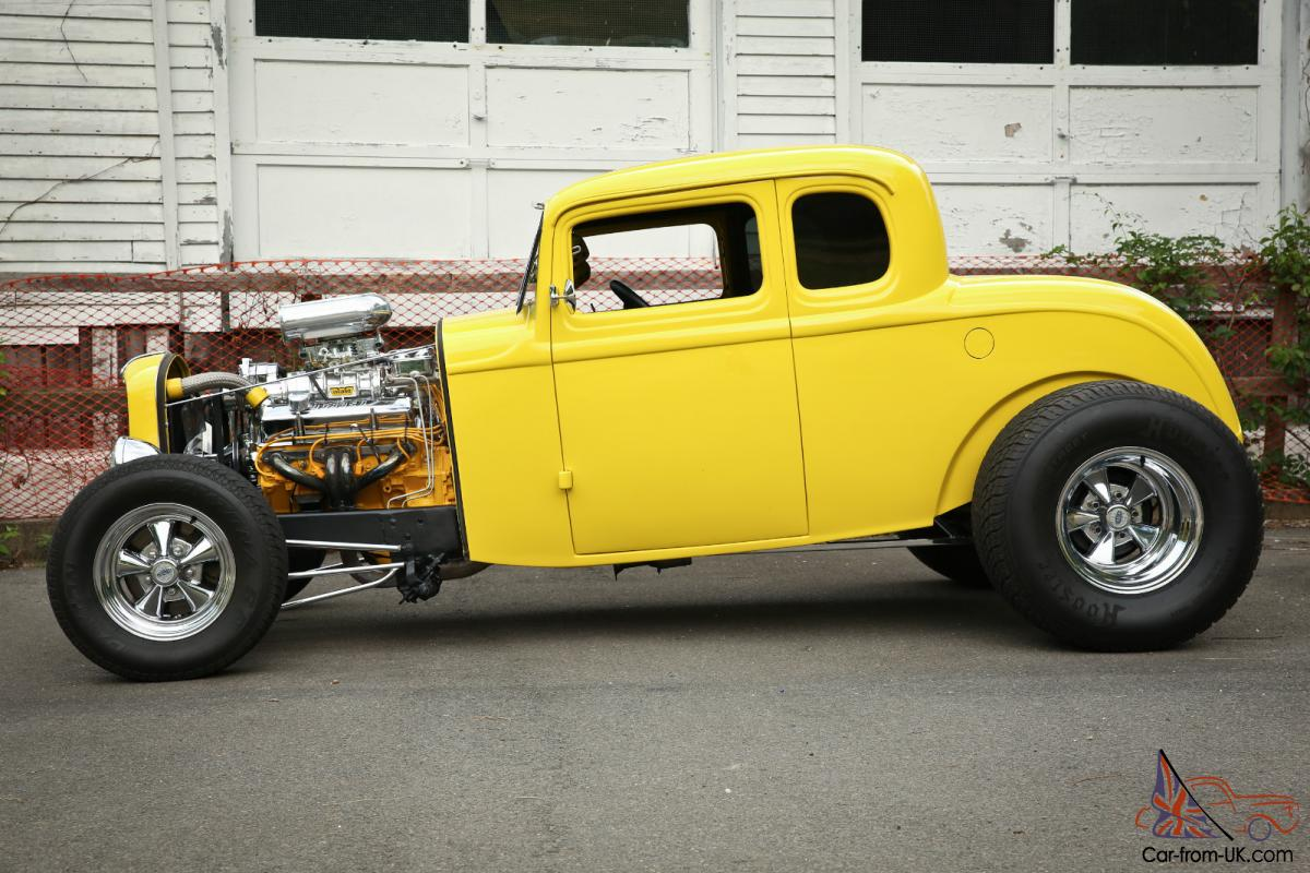 1932 ford coupe deuce 5 window five wndow street rod hot rod for 1932 ford 5 window coupe