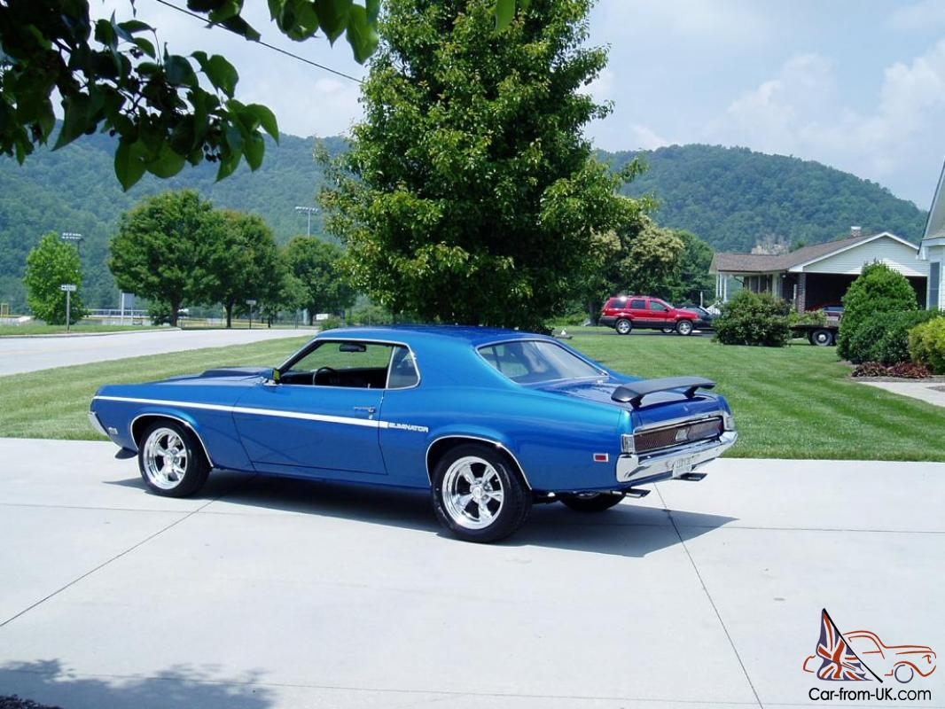1969 Mercury Cougar Xr7 The Ultimate Show Car One Of The Best