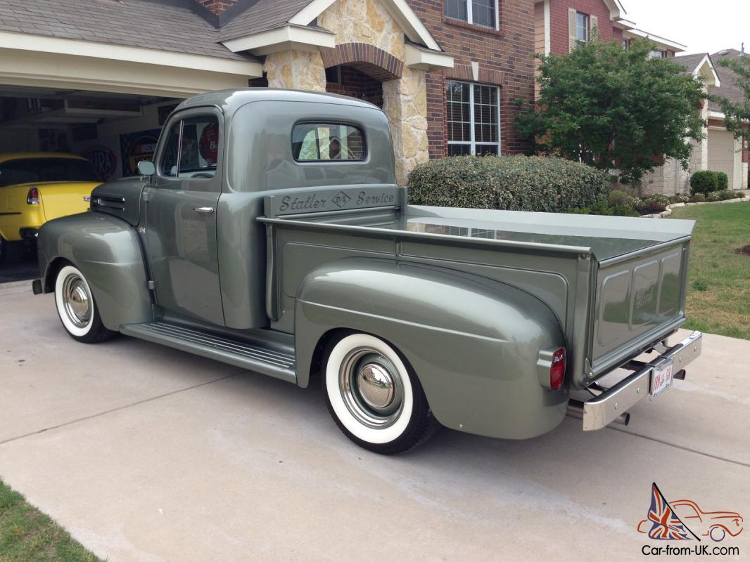 1948 ford f1 truck stunning best in usa resto mod pro touring