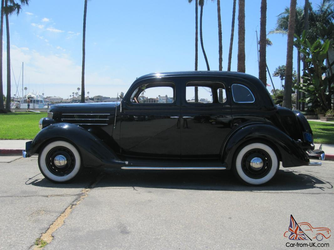 1936 ford sedan 4 door with a rebuilt 1948 ford flathead for 1936 ford 4 door sedan for sale