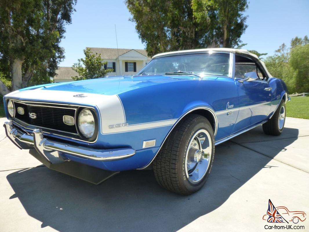 1968 camaro ss big block convertible for sale. Cars Review. Best American Auto & Cars Review