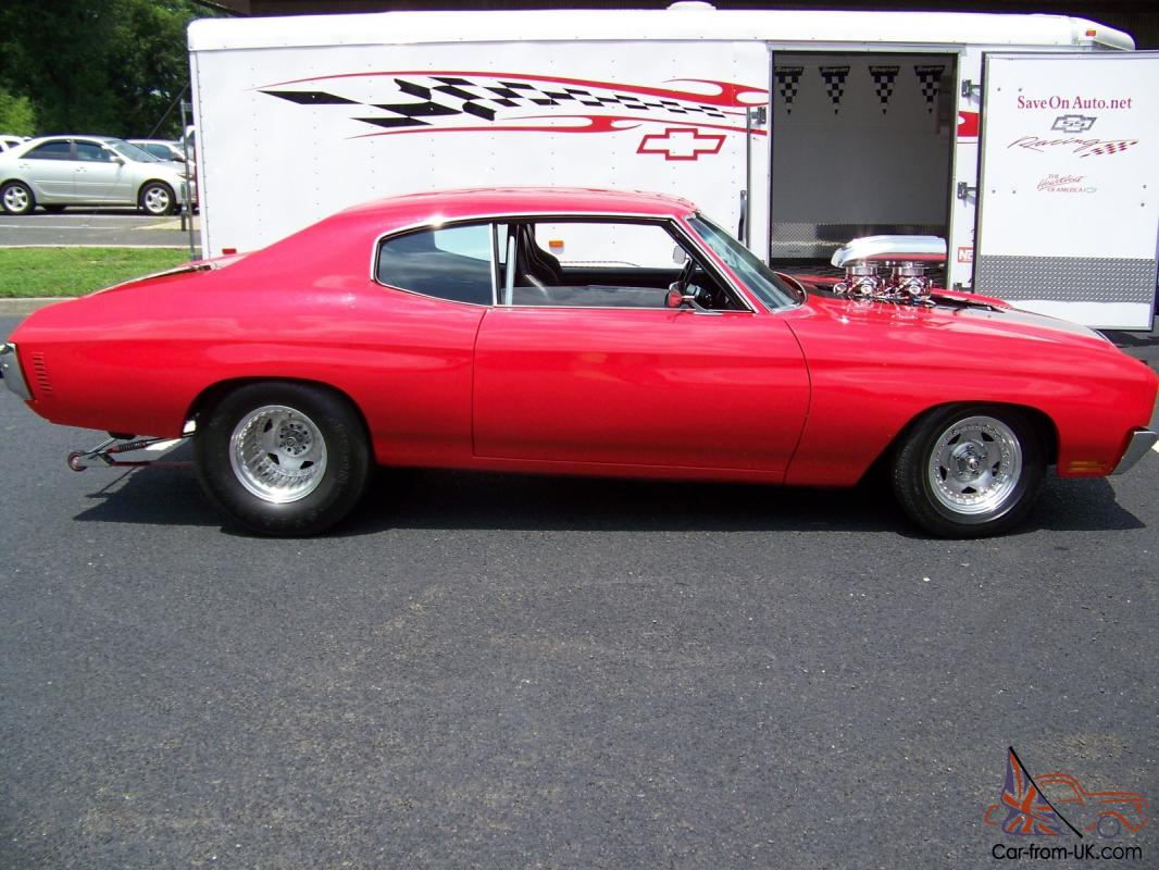 Chevy Chevelle Pro Street for sale