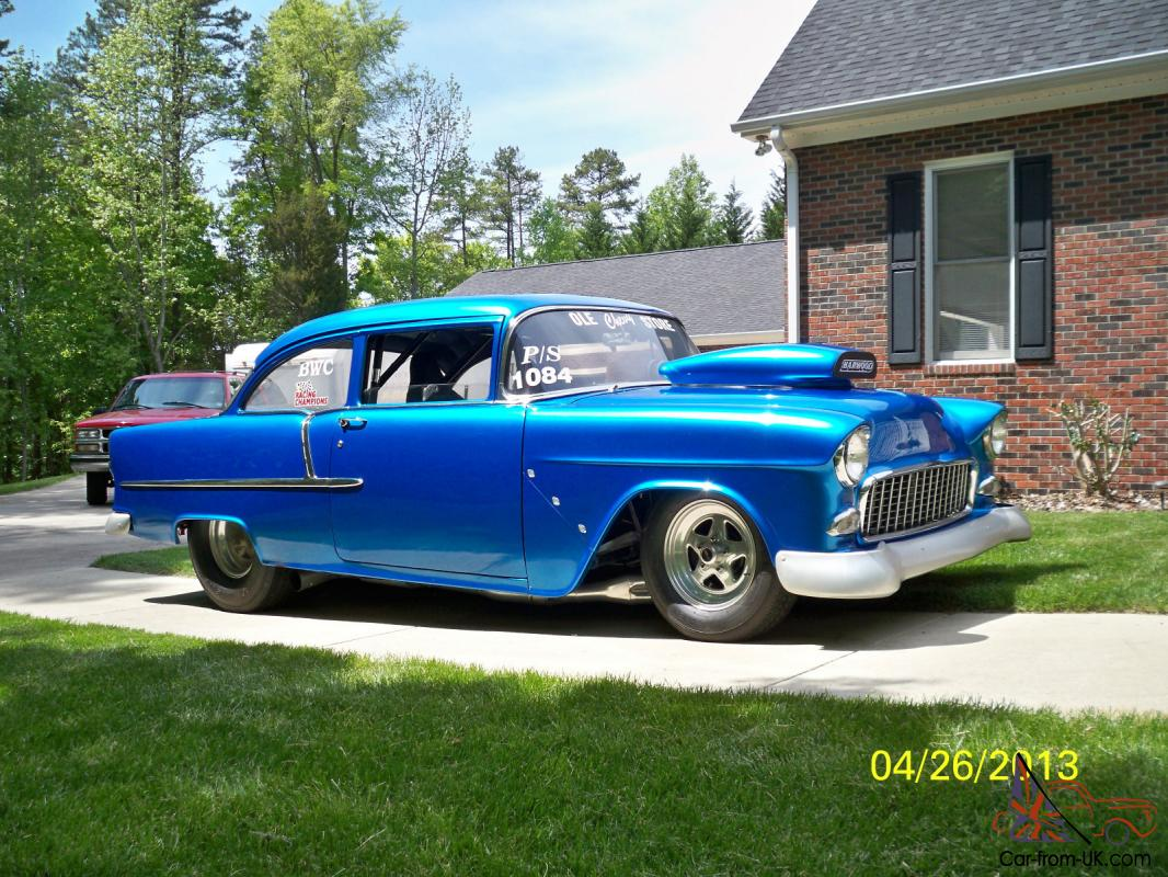 Honda Dealers Nc 55 Chevy Pro Street Cars For Sale | Autos Post