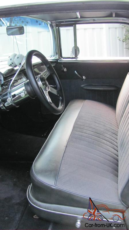 1957 chevrolet nomad wagon white exterior chrome gray interior new mexico car. Black Bedroom Furniture Sets. Home Design Ideas