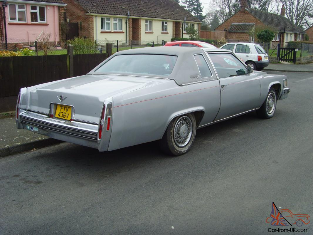 1979 cadillac coupe deville 6 0 v8 1 owner 68k for sale. Cars Review. Best American Auto & Cars Review