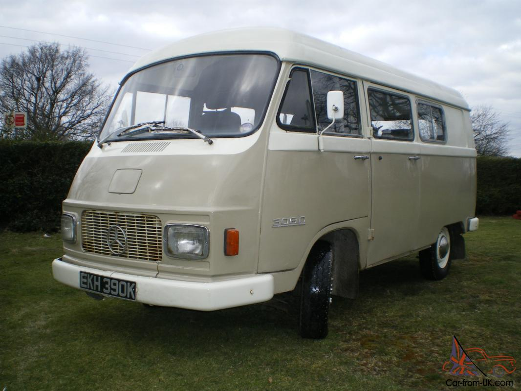 mercedes 306d camper van bay splitty size motd
