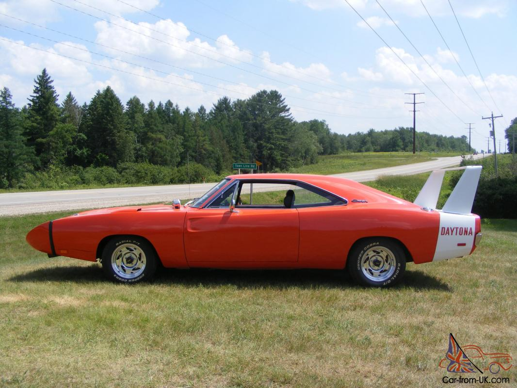 1969 Dodge Charger Daytona Automatic Related Infomation Specifications Weili