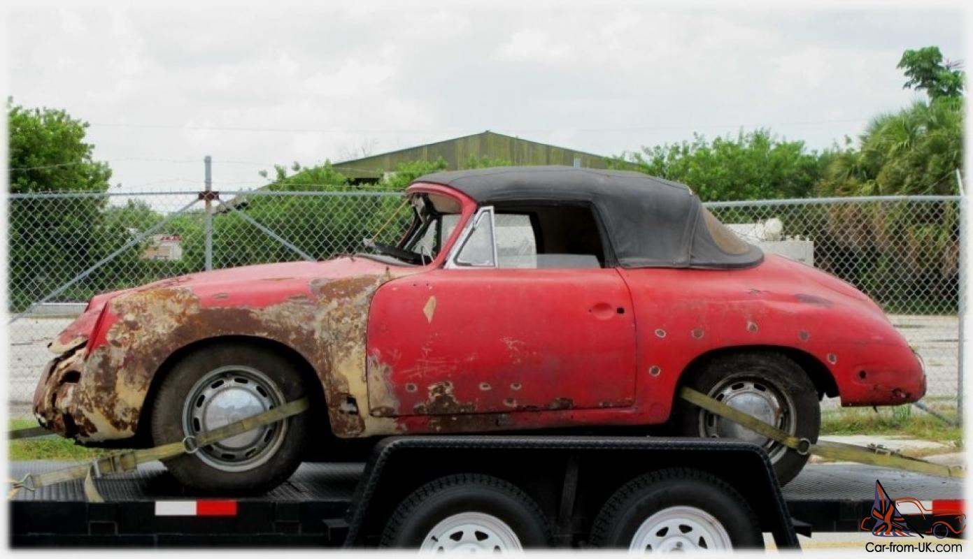 356 1964 Convertible, complete project!!!