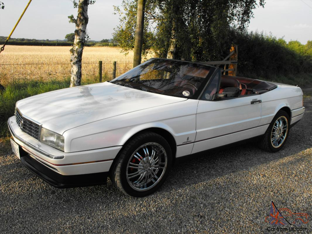 cadillac allante roadster for sale. Cars Review. Best American Auto & Cars Review