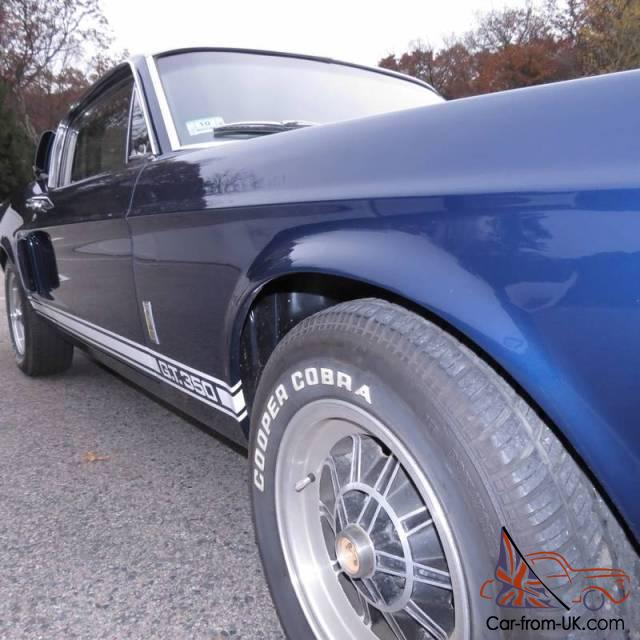 Ford Mustang 1967 For Sale: 1967 Shelby Mustang GT350 Ford