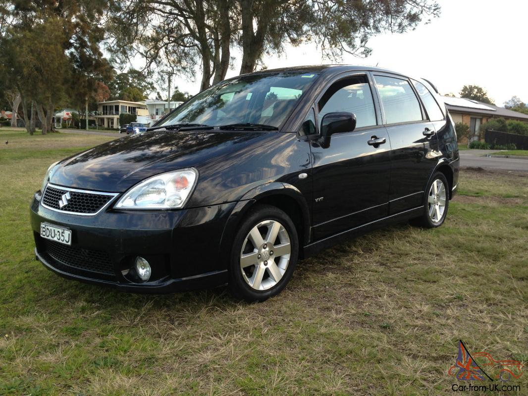 suzuki liana 2007 5d hatchback 5 sp manual in hunter nsw. Black Bedroom Furniture Sets. Home Design Ideas