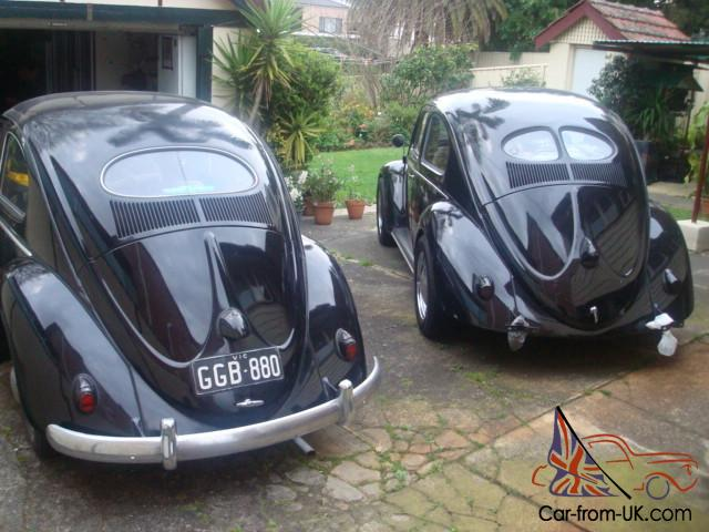 Vw beetle 1952 split window in sydney nsw for 1952 split window vw bug