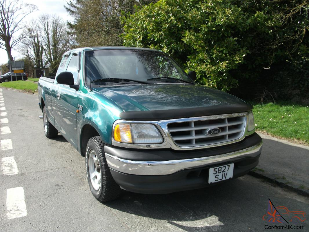 ford f150 xl super cab 1999 model 4 2 v6 manual 68000 miles. Black Bedroom Furniture Sets. Home Design Ideas
