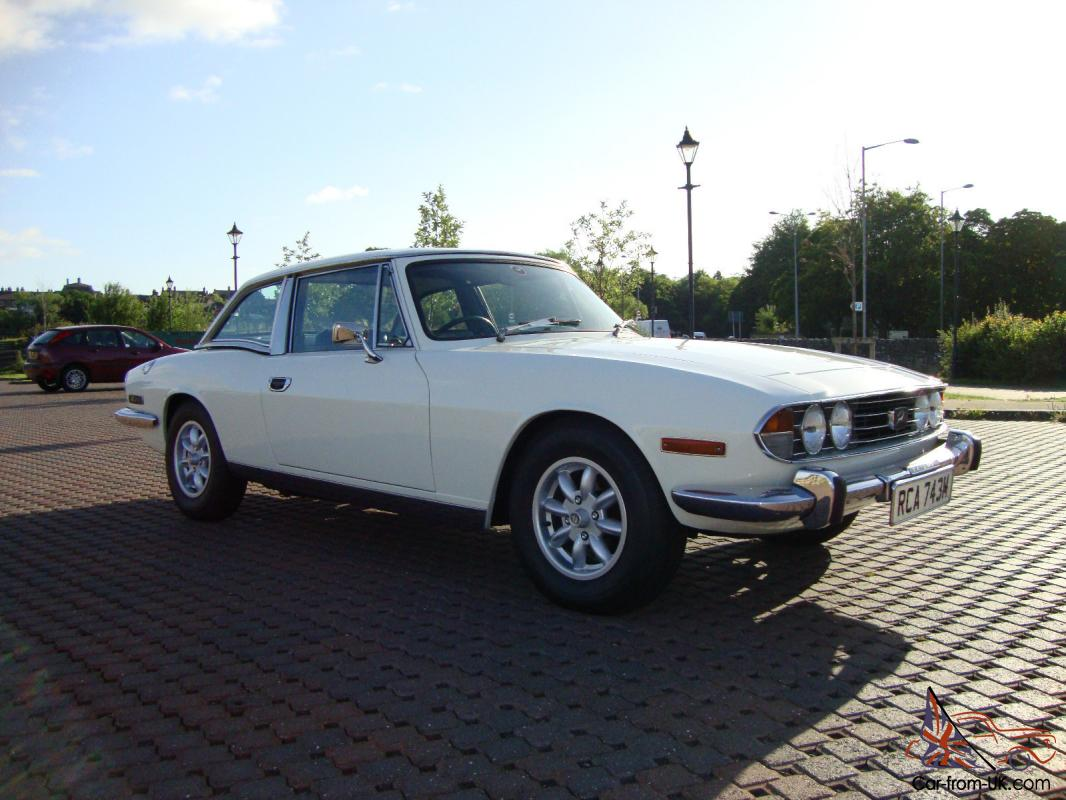 1974 Triumph Stag Mk2 Manual with Overdrive