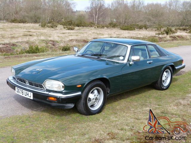 stunning 1987 jaguar xjs 5 3 v12 coupe. Black Bedroom Furniture Sets. Home Design Ideas