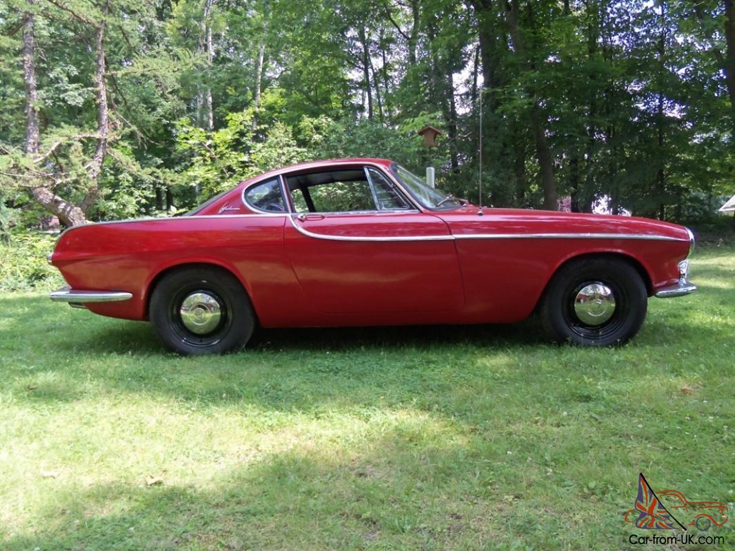 1963 Volvo P1800 coupe Very seldom for sale sports car maybe hot rod