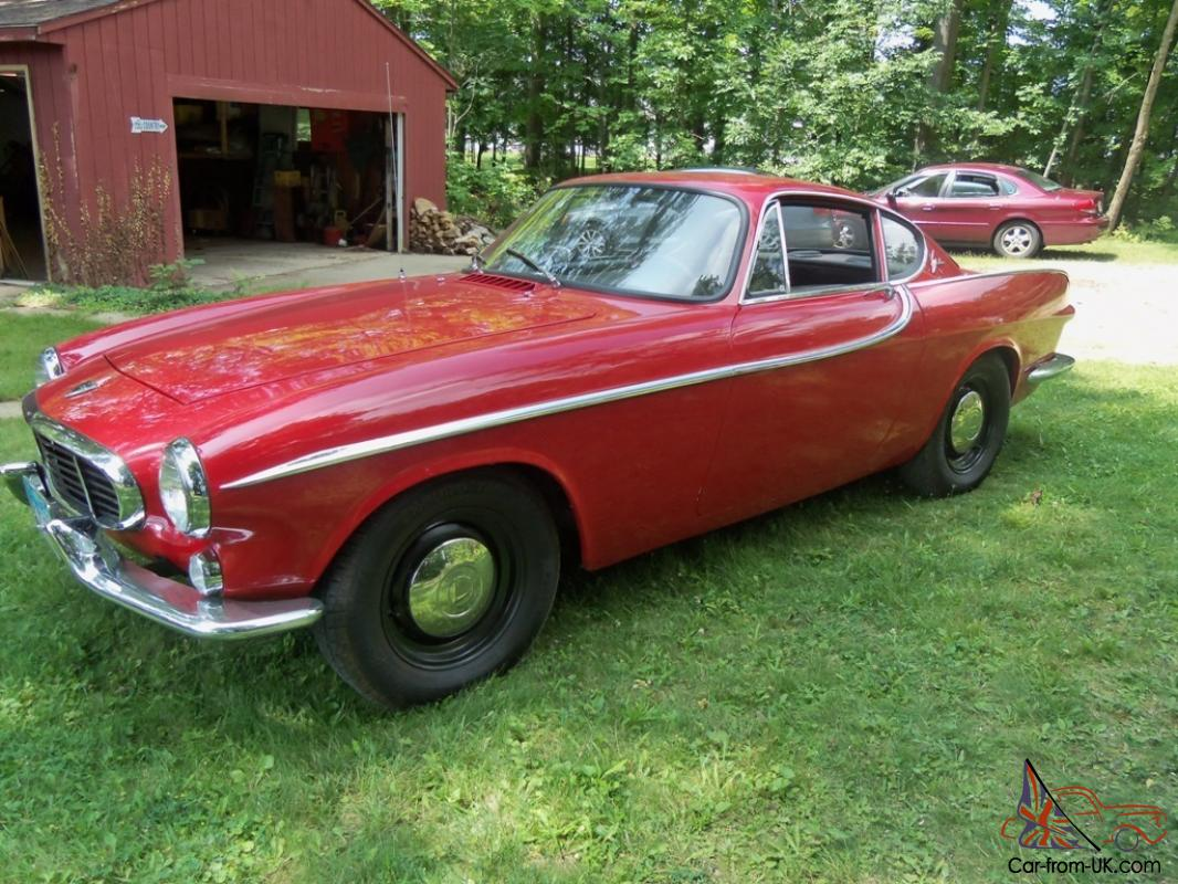 1963 volvo p1800 coupe very seldom for sale sports car maybe hot rod street rod. Black Bedroom Furniture Sets. Home Design Ideas