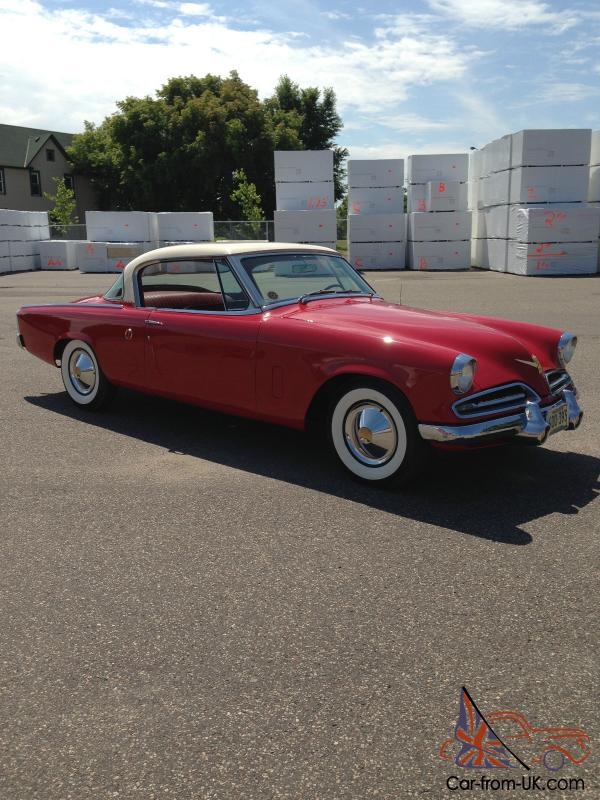 1953 studebaker champion regal starlight hardtop - 1953 studebaker champion starlight coupe ...