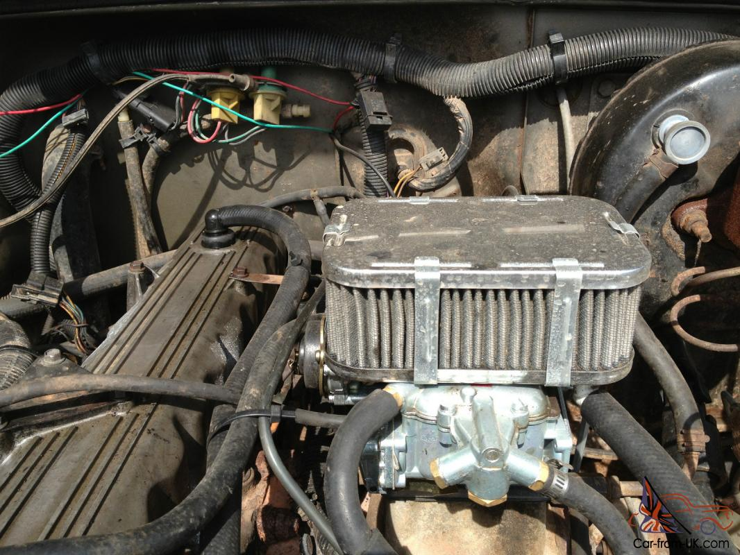 1988 Jeep Wrangler Sahara Sport Utility 2 Door 42l Lots Of New 1947 Willys Wiring Parts Just Inspe