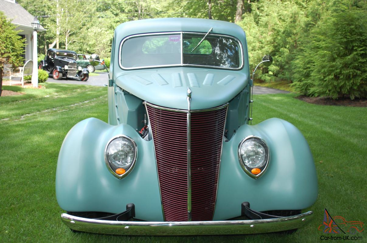 1937 ford coupe all steel with 270 dodge hemi engine. Black Bedroom Furniture Sets. Home Design Ideas