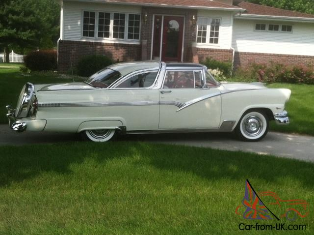 1956 ford crown victoria fairlane skyliner glasstop for 1956 ford crown victoria 2 door coupe