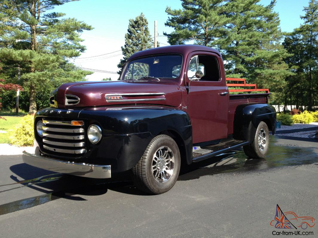 1950 ford f1 pickup. Black Bedroom Furniture Sets. Home Design Ideas