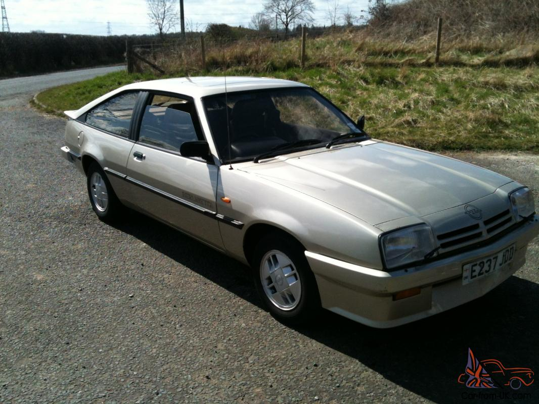 Opel manta berlinetta good condition tax and test - Opel manta berlinetta coupe ...