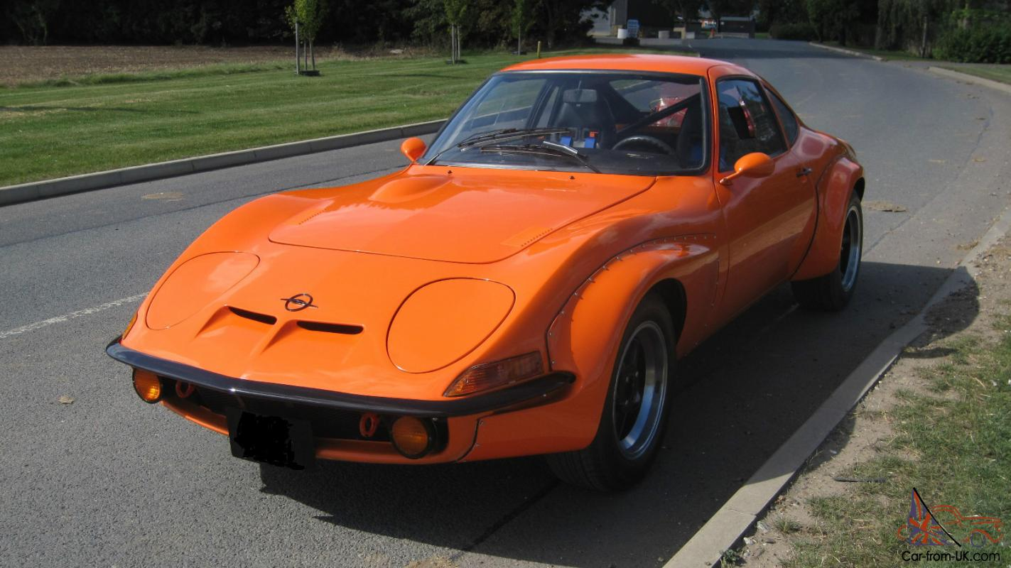 Opel gt engine for sale