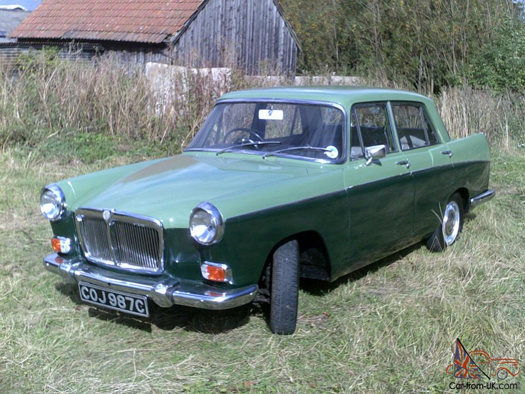 Mg Magnette Mk Iv Farina Saloon Like Wolesley Riley