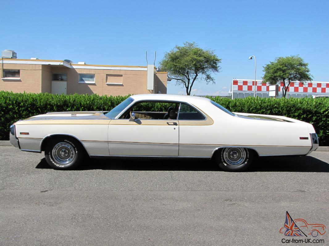 1970 Chrysler 300 Hurst Edition