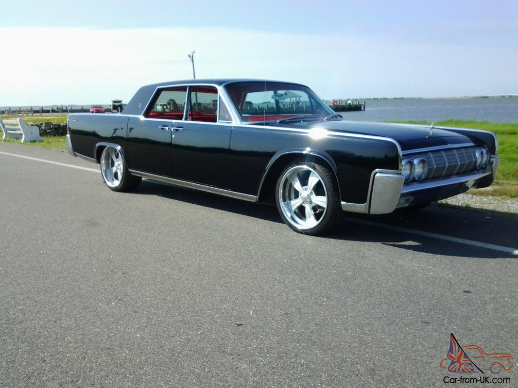 1964 lincoln continental high end build air ride red leather laser straight a c. Black Bedroom Furniture Sets. Home Design Ideas
