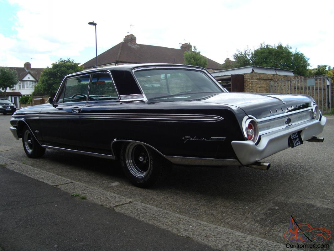 1962 ford galaxie 500 xl coupe hotrod american. Black Bedroom Furniture Sets. Home Design Ideas