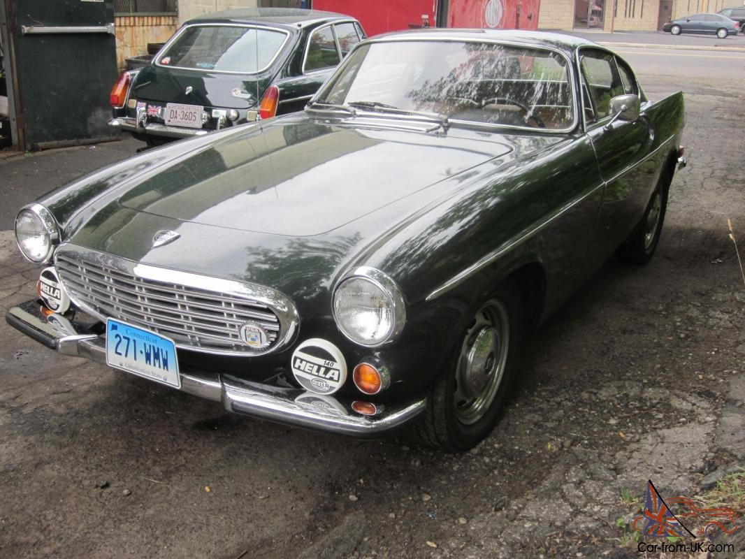 1968 Volvo P1800S great running vintage classic sports car for sale
