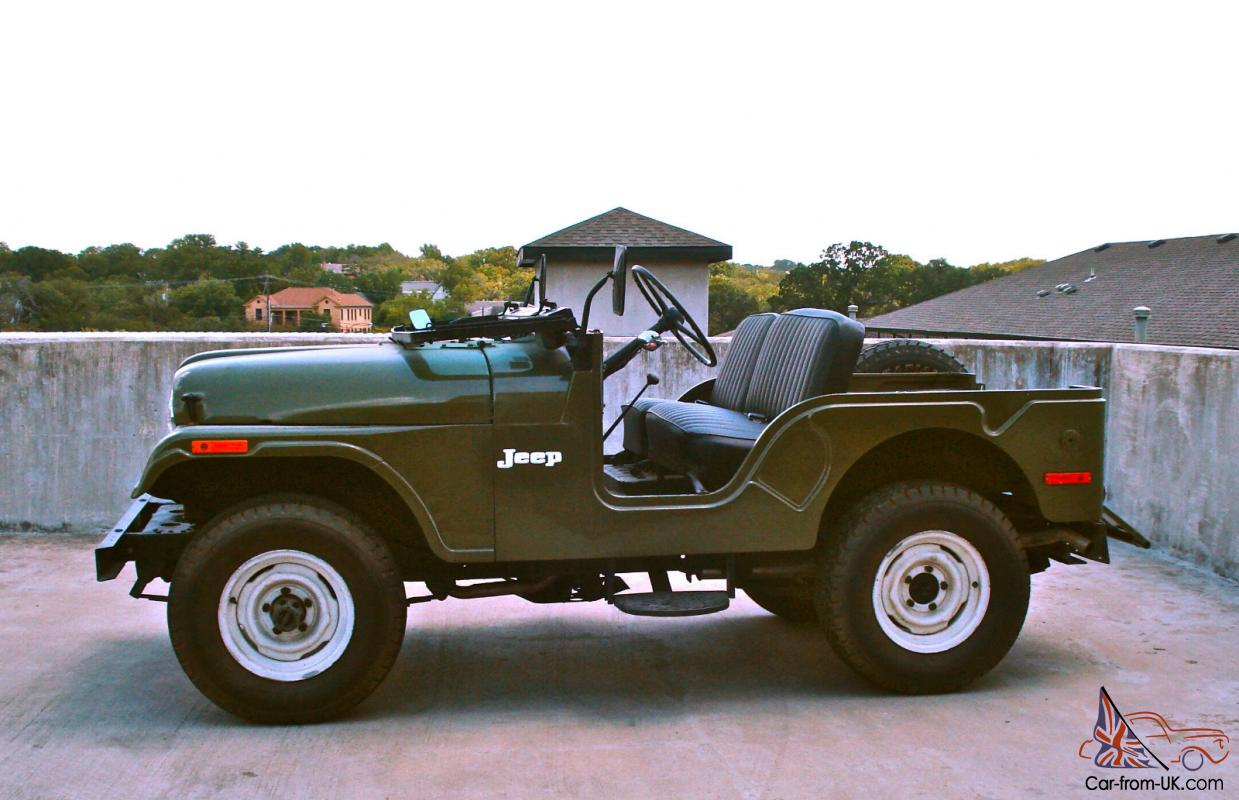 Prime 1973 Jeep Cj5 Base Sport Utility 2 Door 5 0L Wiring Cloud Peadfoxcilixyz