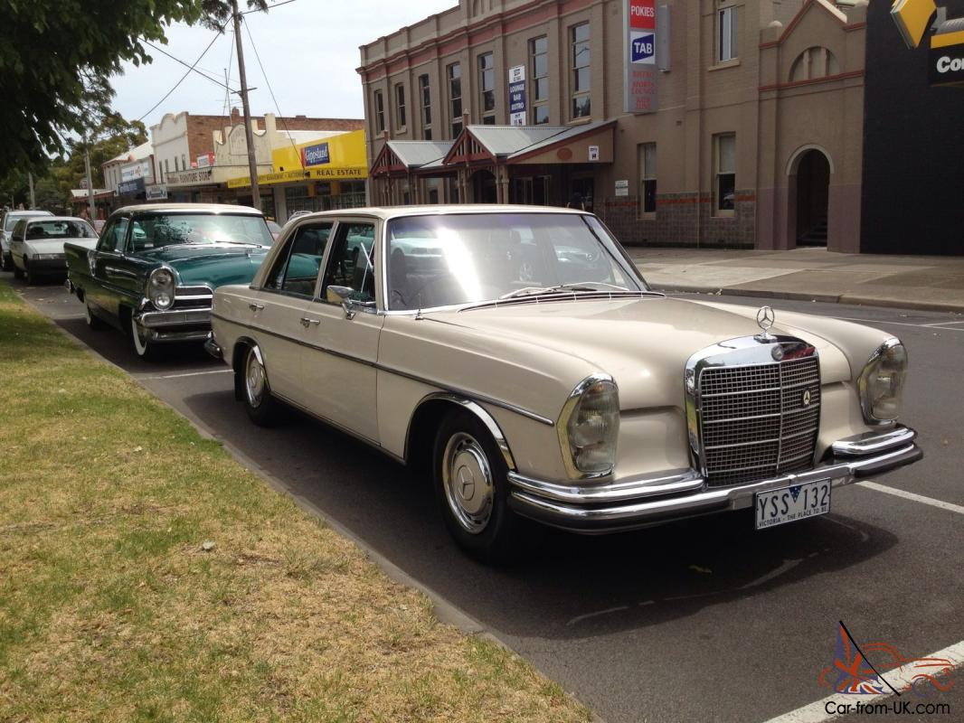 Mercedes benz 280se 1968 w108 in melbourne vic for Mercedes benz of melbourne