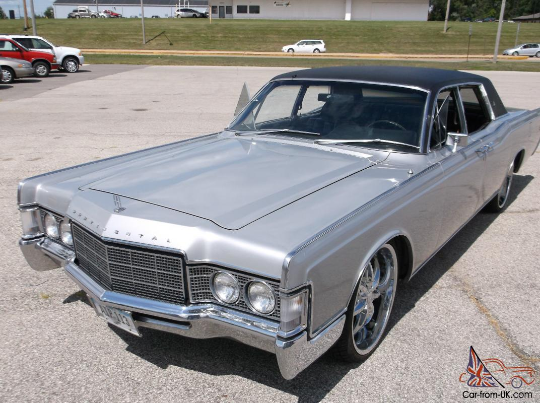 1969 Lincoln Continental Base 7 5l