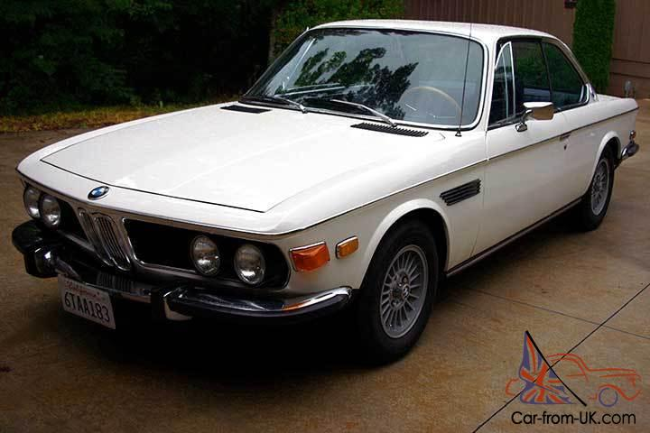 1970 bmw 2800 cs updated features check this one out. Black Bedroom Furniture Sets. Home Design Ideas