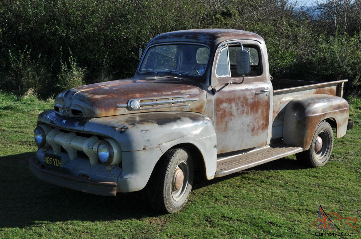1952 Ford Trucks For Sale Ebay Autos Post