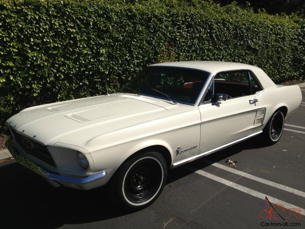 1967 ford mustang v8 outstanding original condition. Black Bedroom Furniture Sets. Home Design Ideas