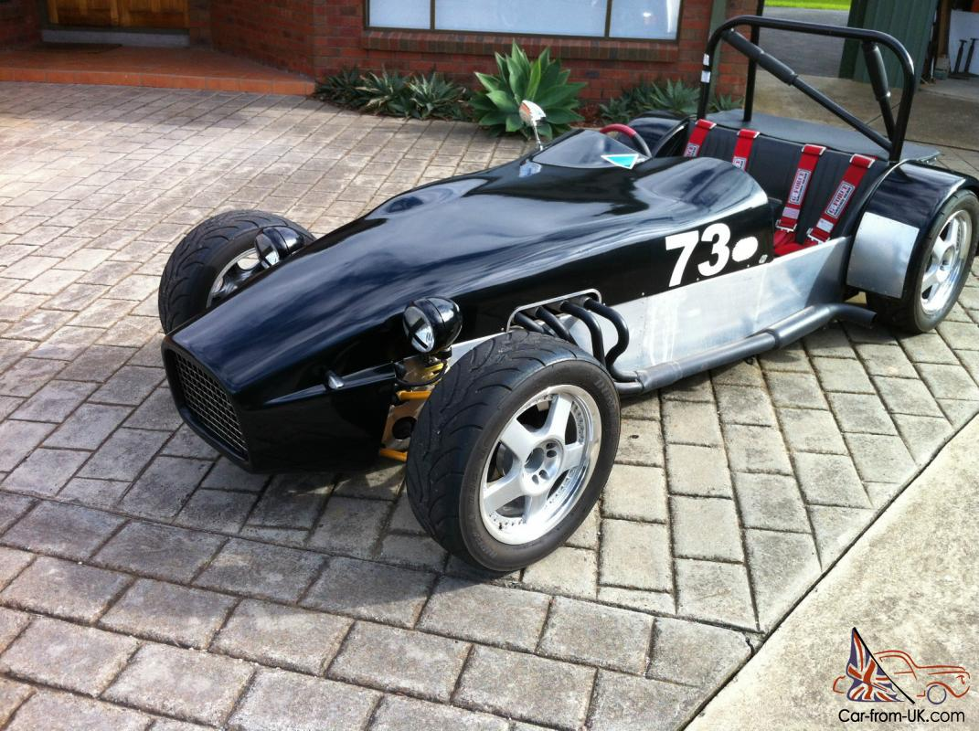 Lotus Seven Replica Locost 7 Clubman Race CAR NOT Caterham PRB ...