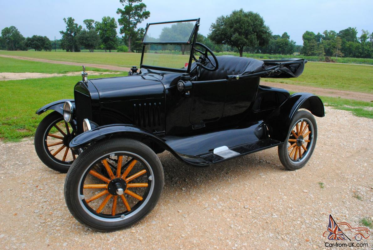 Sell New 1924 Ford Track T Roadster In Northern