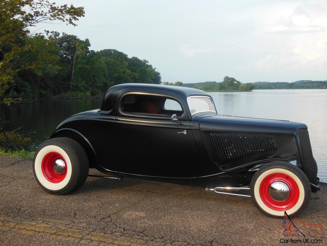 steel body 1933 or 34 ford coupe for sale autos post. Black Bedroom Furniture Sets. Home Design Ideas