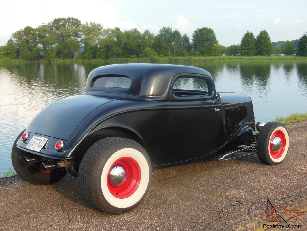 1933 ford 3 window coupe for 1933 dodge 5 window coupe
