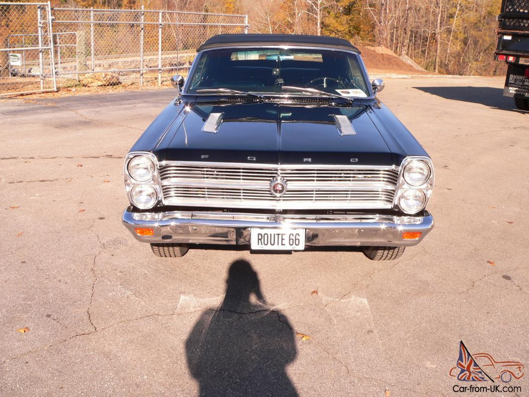 1966 ford fairlane factory 390 4 speed convertilbe car for 1966 ford fairlane floor pans
