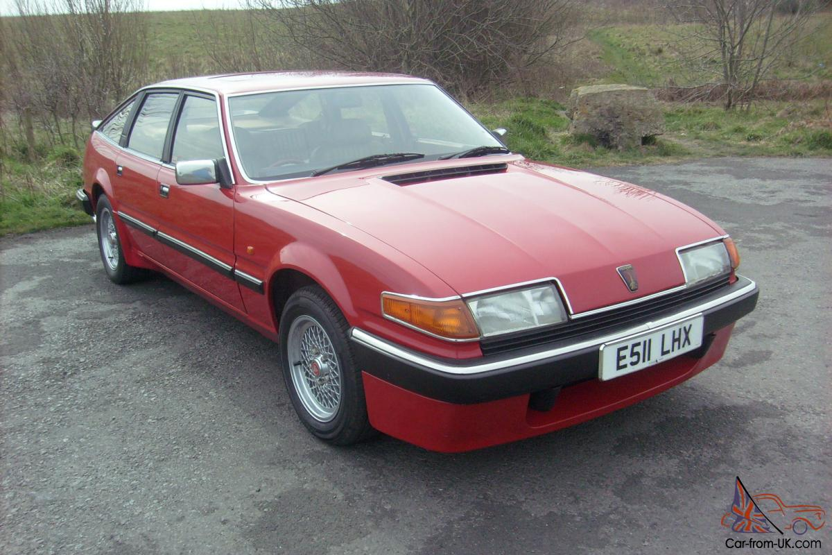 Rover Sd1 Vitesse Ignition Wiring Diagram