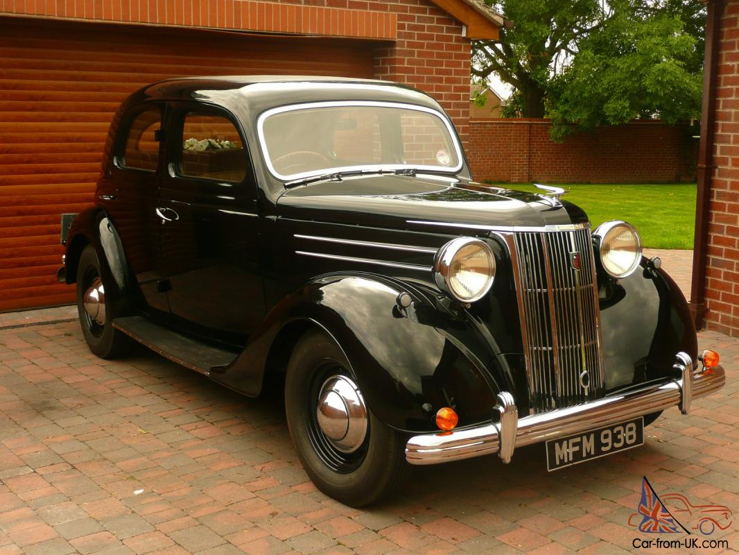 Ford V8 Pilot: ford motor auto sales