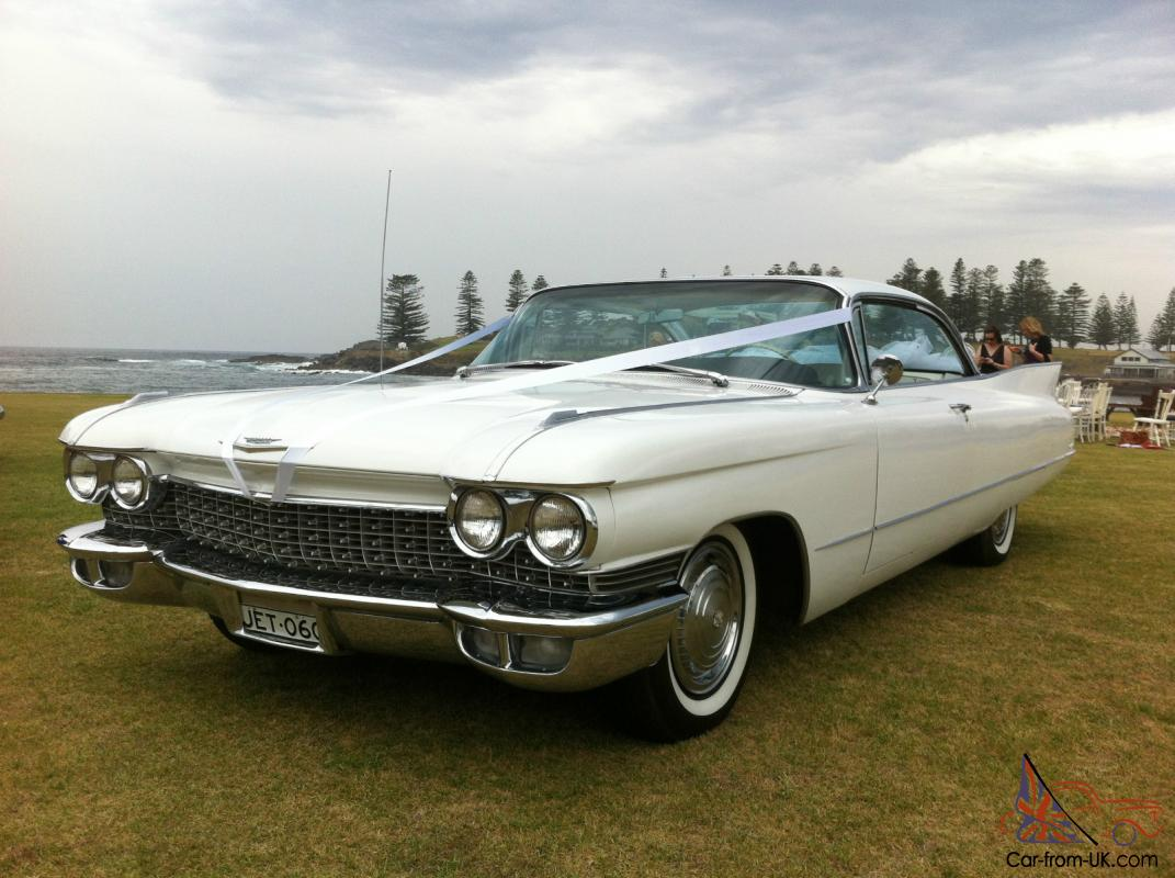 1960 Cadillac Coupe Deville Not Chev Corvette Ford Mustang Lincoln